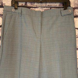 Liz Claiborne NWT Plaid Pants Size 12